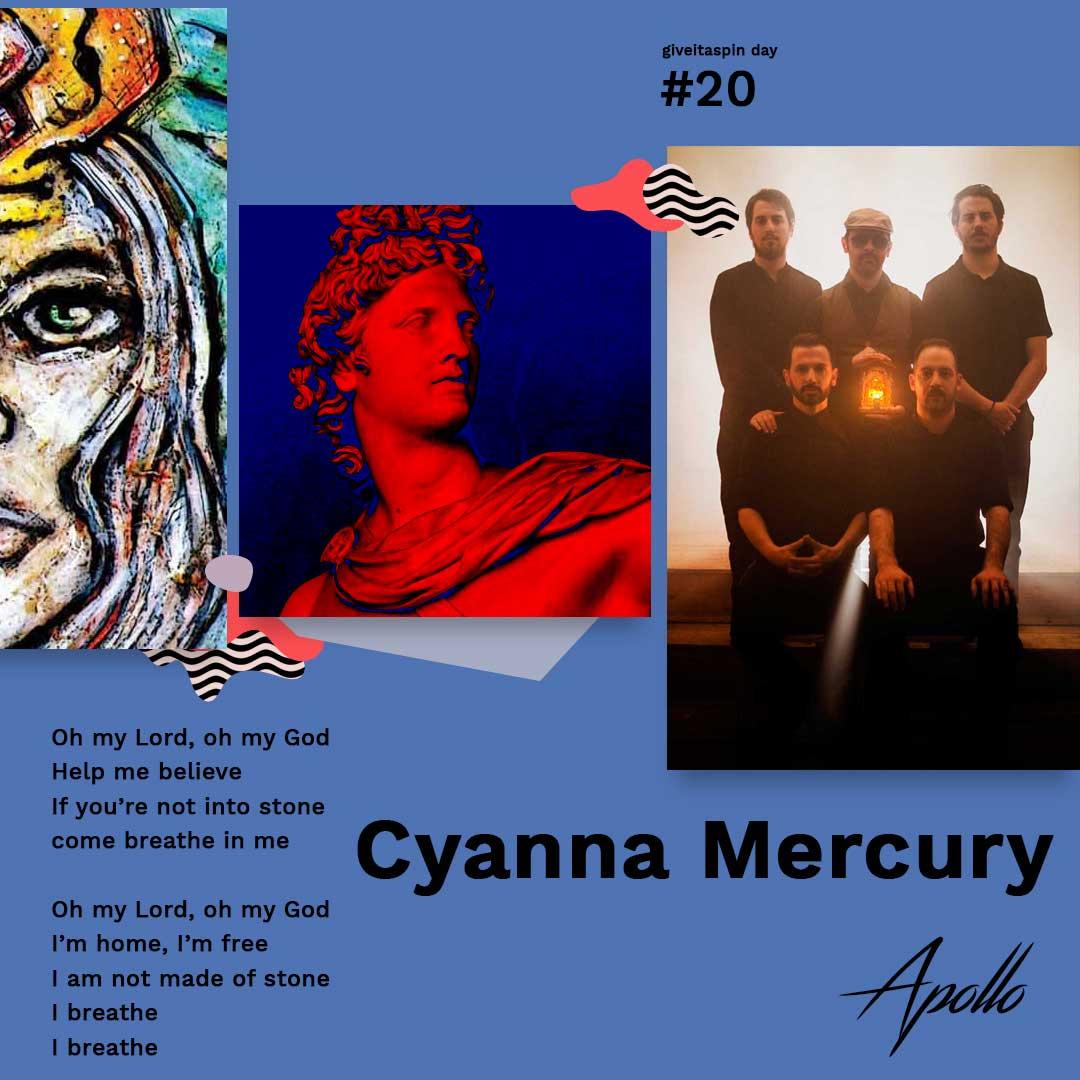 Cyanna Mercury 1
