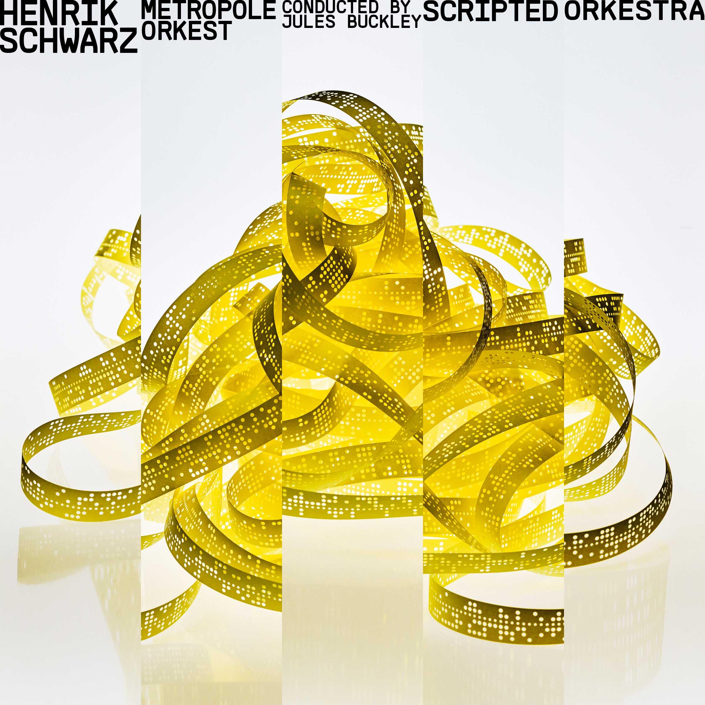 Henrik Schwarz Metropole Orkest Scripted Orkestra