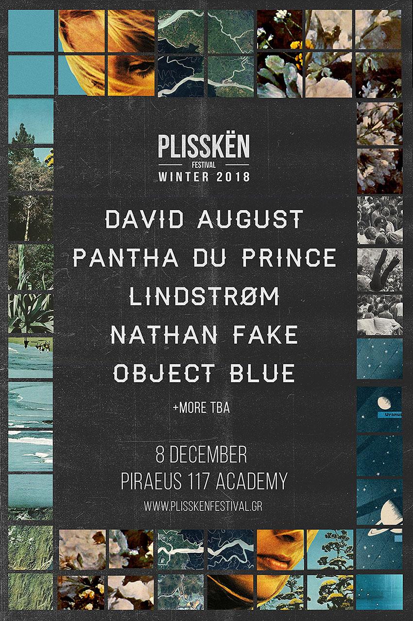 Plissken Festival 2018 Poster